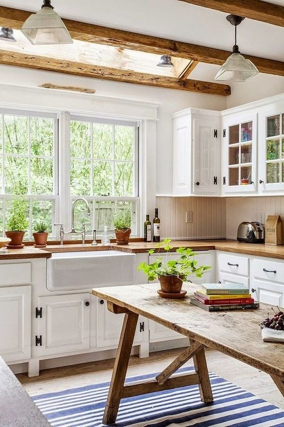 cuisine tendance home staging